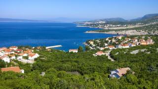 Kvarner Bucht, Kroatien
