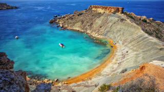Gneja Bay, Malta