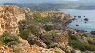 Küste Majjistral, Malta