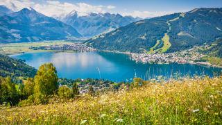Zeller See, Salzburger Land, Österreich