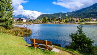 Wildsee, Seefeld, Tirol