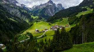 Gebirge, Schröcken, Vorarlberg
