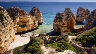 Ponta da Piedade, Algarve Küste, Portugal