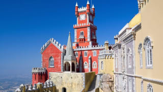 Nationalpalast Pena, Sintra, Portugal