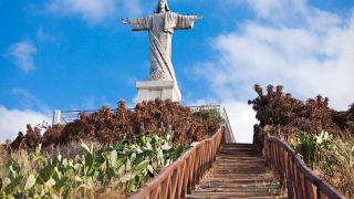 Christo-Rei-Statue, Madeira, Portugal