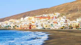 Gran Tarajal, Fuerteventura, Spanien