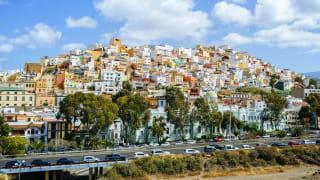 Altstadt Las Palmas, Gran Canaria, Spanien