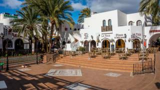 Stadt Bahia Feliz, Gran Canaria, Spanien