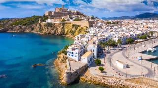 Ibiza-Stadt, Ibiza, Spanien