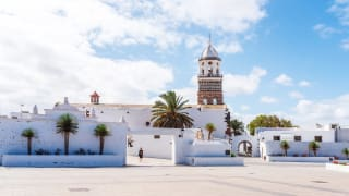 Kirche Nuestra Señora de Guadalupe, Teguise, Lanzarote