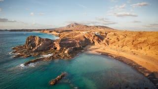 Playa del Papagayo, Yaiza, Lanzarote