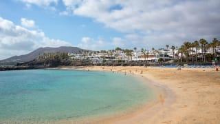 Playa Flamingo, Playa Blanca, Lanzarote