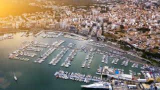 Hafen, Palma de Mallorca, Spanien