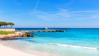 Strand, Cala Millor, Mallorca