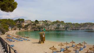 Strand, Porto Cristo, Mallorca