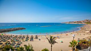 Playa De Las Americas, Teneriffa, Spanien