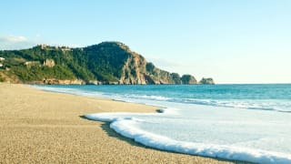 Kleopatra Strand, Alanya, Türkische Riviera