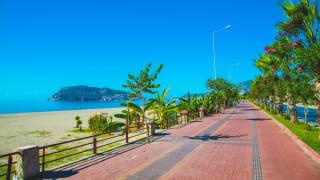 Promenade, Alanya, Türkische Riviera