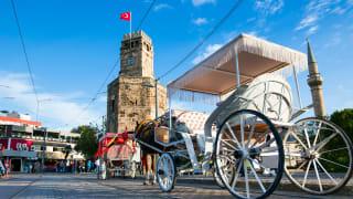 Stadtzentrum, Antalya, Türkische Riviera