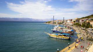 Hafen, Cesme, Türkei