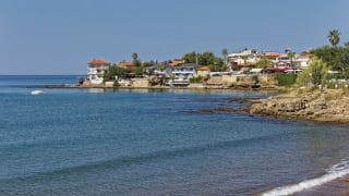 Strand, Side, Türkische Riviera