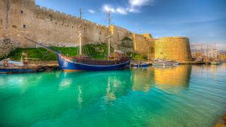 Hafen, Kyrenia, Zypern