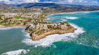 Küste Pegeia, Südzypern, Zypern