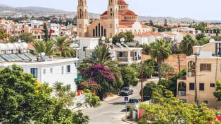 Stadt Paphos, Südzypern, Zypern
