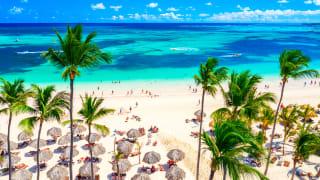 Strand Bavaro, Dominikanische Republik