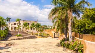 Zona Colonial in Santo Domingo, Dominikanische Republik