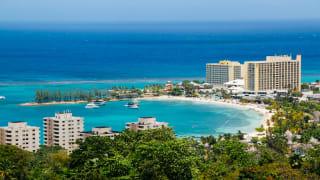 Ocho Rios Bay, Jamaika