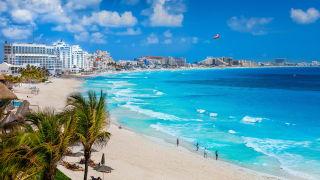 Cancún, Halbinsel Yucatán, Mexiko