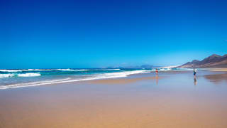 Playa de Cofete, Fuerteventura, Spanien © Joachim Negwer