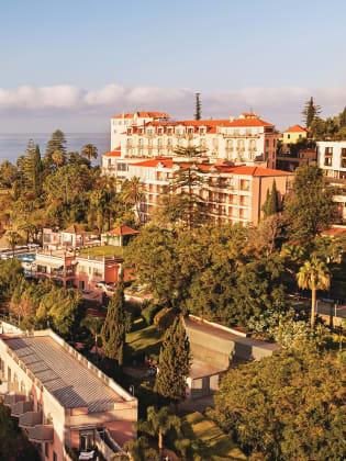 Belmond Reid's Palace, Madeira © Hotel Reid's