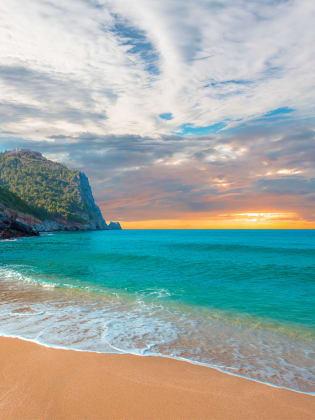 Kleopatra Beach, Türkische Riviera