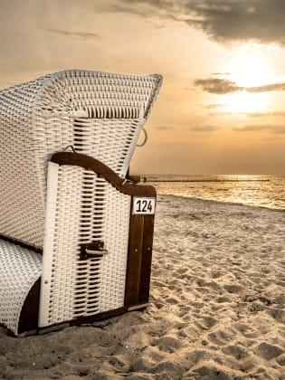 Strand, Ostsee, Deutschland