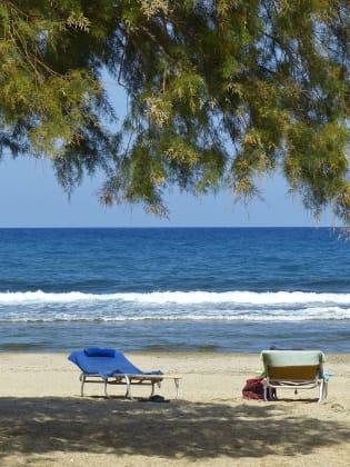 Analipsi Beach, Kreta, Griechenland