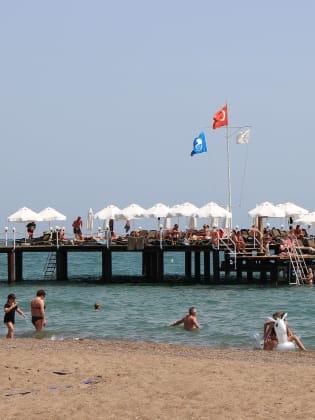 Lara Beach, Antalya © Thomas Zwicker