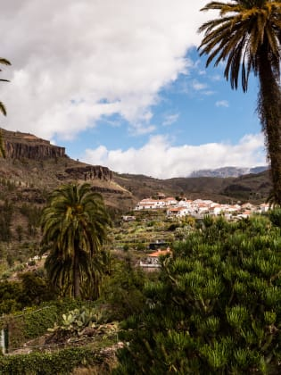 Bergdorf Fataga, Gran Canaria © Joachim Negwer
