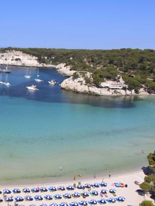 Cala Galdana, Menorca © Thomas Zwicker