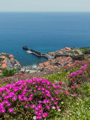 Ausblick über Camara de Lobos © Madeira Tourismus