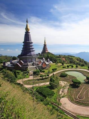 Der Doi Inthanon National Park bei Chiang Mai © Tourism Authority of Thailand