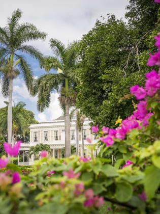 Devon House, Kingston, Jamaika © Dietmar Denger