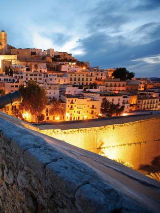 Historisches Zentrum Evissa, Ibiza © www.ibiza.travel