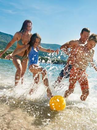 Kroatien bietet beste Bedingungen für Familien © Florian Geiss