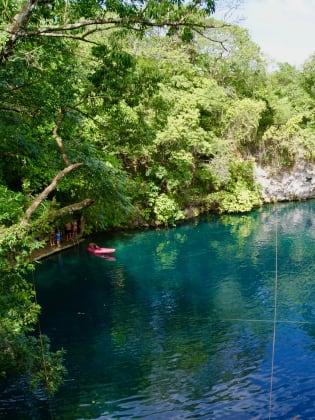 Lagune El Dudu, Dominikanische Republik © Christoph Karrasch