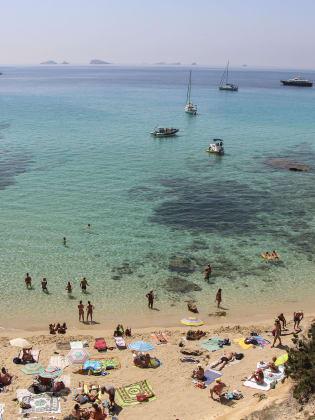 Playa de Comte, Ibiza © Thomas Zwicker