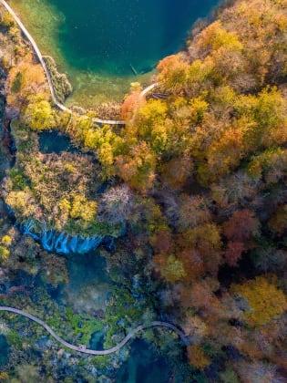 Plitvicer Seen, Kroatien © Julien Duval