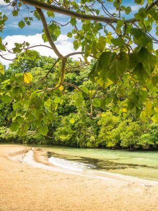 Frenchmans Cove Beach bei Port Antonio © Dietmar Denger