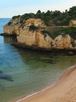 Praia dos Tremocos, Lagoa, Portugal